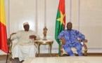 Idriss Deby au Burkina pour un sommet sur la situation au Sahel