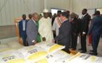 Le Tchad inaugure une usine de fabrication de farine