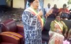 1ère circonscription de Djiri à Brazzaville : Antoinette Tiélé Gambia, une mère en action et à l'écoute de ses enfants