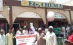 """Tchad : le président de la CCIAMA supervise l'opération """"Juste prix"""""""