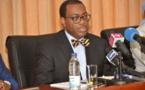 Congo/BAD : le président Akinwumi Adesina salue le leadership de Denis Sassou N'Guesso