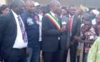 Descente parlementaire : Pierre Mouandza dans la dynamique du vivre-ensemble