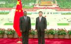 Chine : Xi Jinping reçoit les lettres de créance du nouvel ambassadeur du Tchad