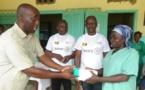 Action humanitaire au Congo : fin de la campagne d'actions sanitaires du Rotary dans la Cuvette ouest
