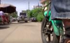 Des entreprises de taxi moto se font concurrence en Afrique de l'Ouest
