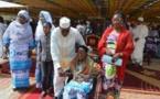 Tchad : Idriss Déby salue la mémoire de Bourkou Louise