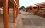 Togo : le Président a inauguré le marché préfectoral d'Elavagnon construit grâce au PUDC