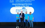BIOS Middle East Honored with Cisco award