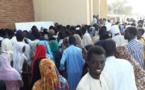 Tchad : les candidats au baccalauréat s'amassent devant les listes de l'ONECS