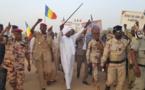 Tchad : le gouverneur du Ouaddaï auprès des forces armées à Adré