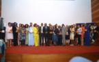 Eloïne Barry, directrice générale d'African Media Agency, primée Lors de la 7ème Édition des ASCOM