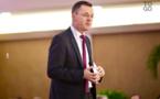 Sergio Pimenta se félicite de l'amélioration du climat des affaires au Togo