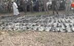 En images : importante saisie d'armes de guerre à l'Est du Tchad