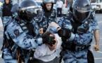 Russie : plus de 1000 personnes arrêtées après une manifestation interdite