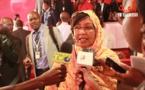 Tchad : Mariam Mahamat Nour décorée par la France