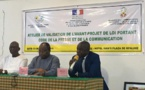La presse togolaise bientôt régie par un nouveau Code