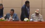 """Soudan : un accord de fin de crise, """"ni vainqueur ni vaincu"""""""