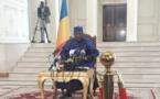 Tchad : 15.000 hommes déployés à la frontière libyenne, explique Idriss Déby
