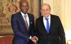Les ministres Robert Dussey et Le Drian face à la question du terrorisme et à la présidentielle de 2020