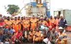 Découverte des Hydrocarbures au Nord Congo : Denis Sassou N'Guesso salue la dextérité de l'équipe du projet