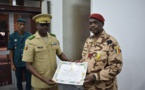 Le général tchadien Oumar Bikimo élevé au rang d'Officier de l'ordre national du Mali