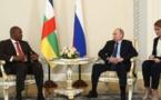 La Russie célèbre la journée du drapeau national et renforce sa coopération avec la RCA