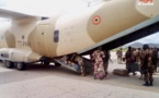 Tchad : un contingent de l'armée est arrivé à Abéché