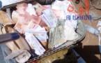 Tchad : une valise de faux billets saisie
