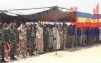 Tchad : des officiers installés dans leurs nouvelles fonctions militaires à l'Est