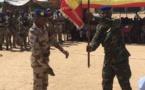 Tchad : passation de service à la tête de la légion de gendarmerie n°4
