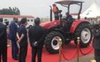 Industrie : des tracteurs agricoles bientôt montés dans la zone économique spéciale de Maloukou