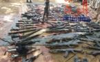 Tchad : importante saisie d'armes par les forces de sécurité au Sila