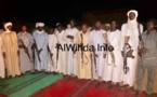 Tchad : les civils déposent leurs armes à l'Est (vidéo). © Alwihda Info