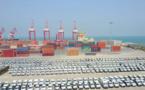Le port de Djibouti. Illustration. © DR