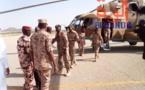 Tchad : une importante délégation d'officiers soudanais à l'Est