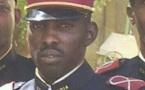 Le commandant de bataillon du groupement anti-terroriste, Mahamat Galmaye Wordougou.