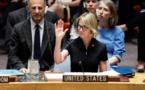 Quel est le rôle du représentant des États-Unis à l'ONU ?