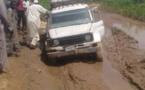 Tchad : la saison pluvieuse aggrave l'état des routes et freine l'activité commerciale