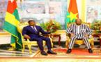 Le Togo et le Burkina Faso signent 14 accords de coopération pour renforcer leurs relations bilatérales
