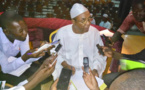 "Tchad : ""ces élections, on peut les gagner si on est ensemble"", Mahamat Ahmad Alhabo. ©Alwihda Info"