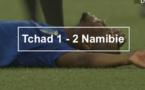 Eliminatoires CAN 2021 : Le Tchad s'incline face à la Namibie à Windhoek