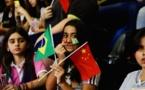 Sports bring China and Brazil closer