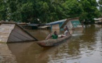 57,000 people affected by severe flooding in Central African Republic