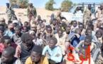 Tchad : au Nord, l'État assiste les orpailleurs, des vivres distribués