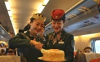 High-speed railway makes travel more convenient, brings tourism boom to Xinjiang