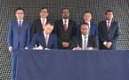 Le gouvernement éthiopien et le groupe Alibaba signent des accords pour créer un hub eWTP Éthiopie