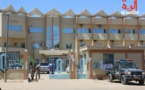 Le Palais de justice de N'Djamena. Illustration. © Alwihda Info