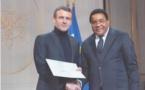 Cameroun/France: Alfred Nguini présente ses lettres de créances à Macron