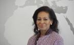 La nigérienne-américaine Dr. Juliette Tuakli, première femme présidente du conseil d'administration à United Way