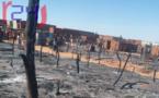 Soudan : le marché populaire d'El Geneina incendié après un conflit tribal